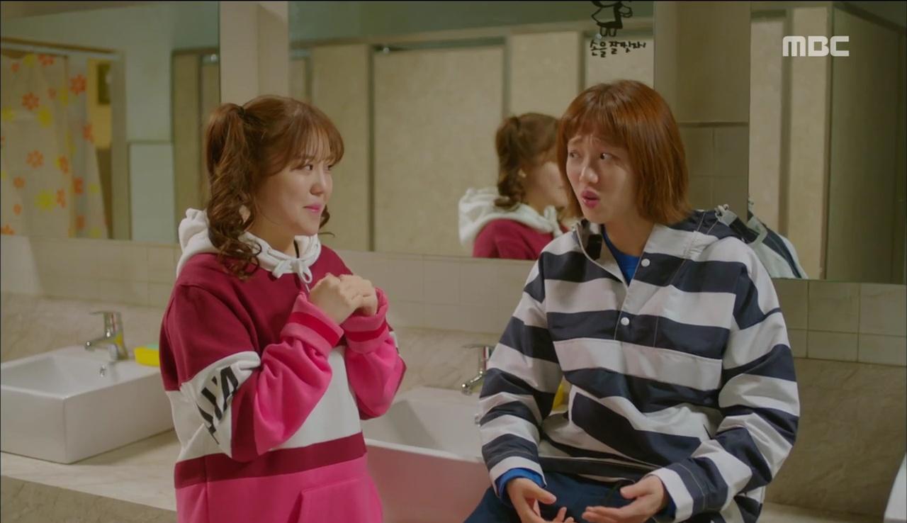 """""""Tiên Nữ Cử Tạ"""": Ngỡ được Lee Sung Kyung hôn, Nam Joo Hyuk đưa mặt hưởng thụ và nhận cái kết bất ngờ - Ảnh 30."""