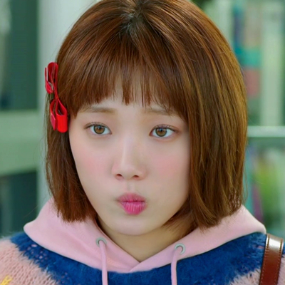 """Kho tàng 1001 ảnh meme của """"Thánh biểu cảm"""" Lee Sung Kyung trong """"Tiên Nữ Cử Tạ"""" - Ảnh 22."""