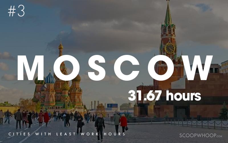 10 thành phố có số giờ làm việc ít nhất thế giới - Ảnh 8.