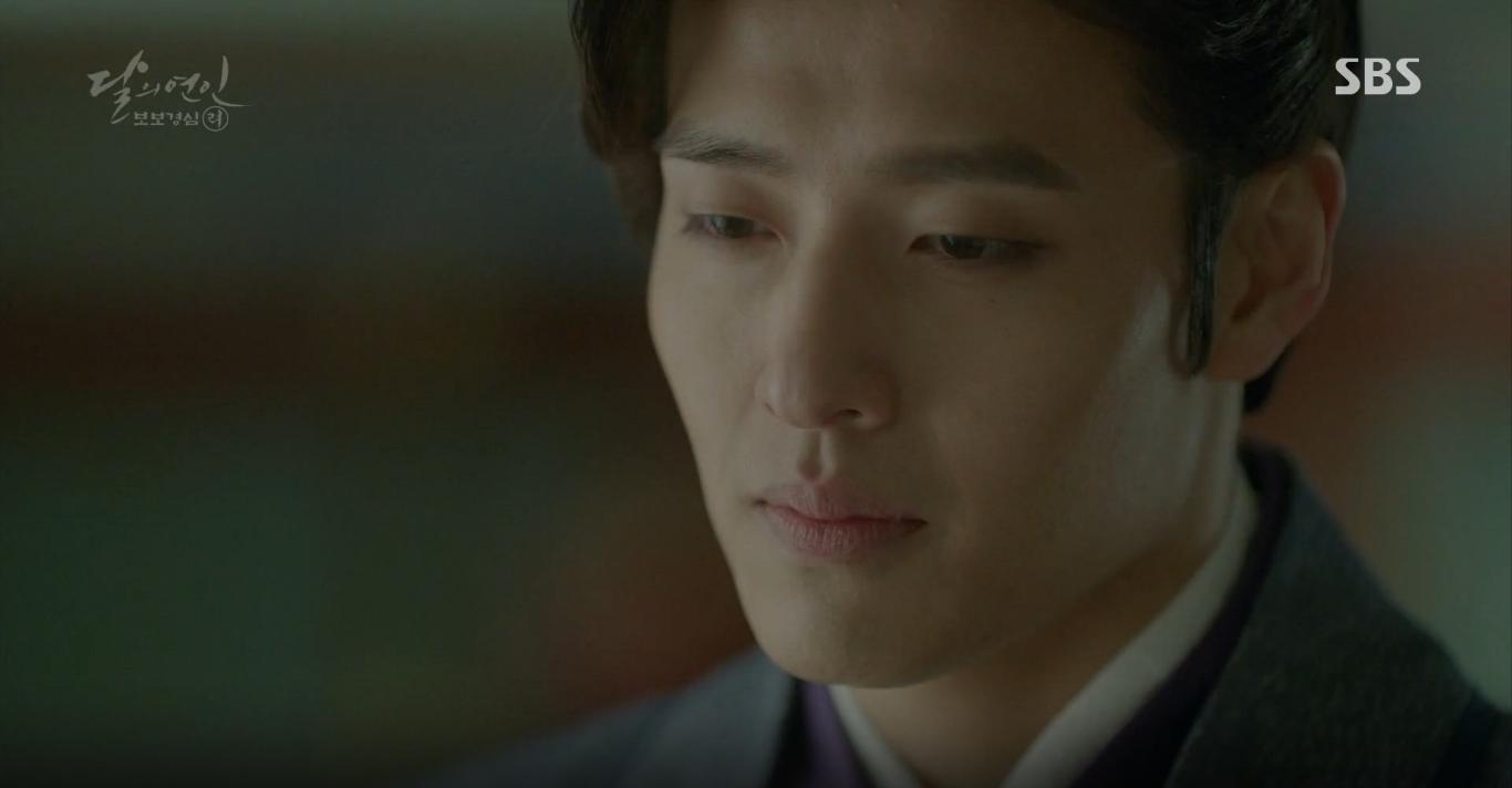 Moon Lovers: Tứ hoàng tử Lee Jun Ki thêm một lần xuất hiện kịp thời giải cứu IU - Ảnh 7.
