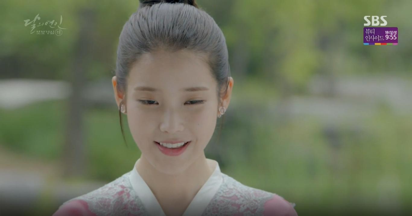 Moon Lovers: Tứ hoàng tử Lee Jun Ki chính thức hạ chiếc mặt nạ trước mặt IU - Ảnh 9.