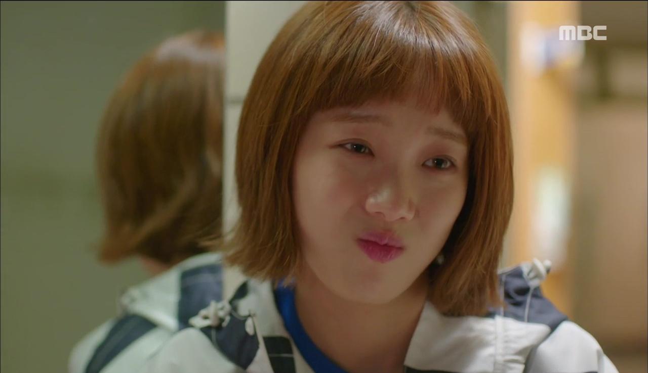 """""""Tiên Nữ Cử Tạ"""": Ngỡ được Lee Sung Kyung hôn, Nam Joo Hyuk đưa mặt hưởng thụ và nhận cái kết bất ngờ - Ảnh 31."""