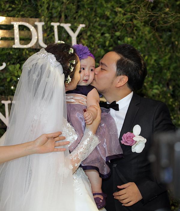 Dàn sao nô nức tham dự lễ cưới của Trang Nhung - Ảnh 24.