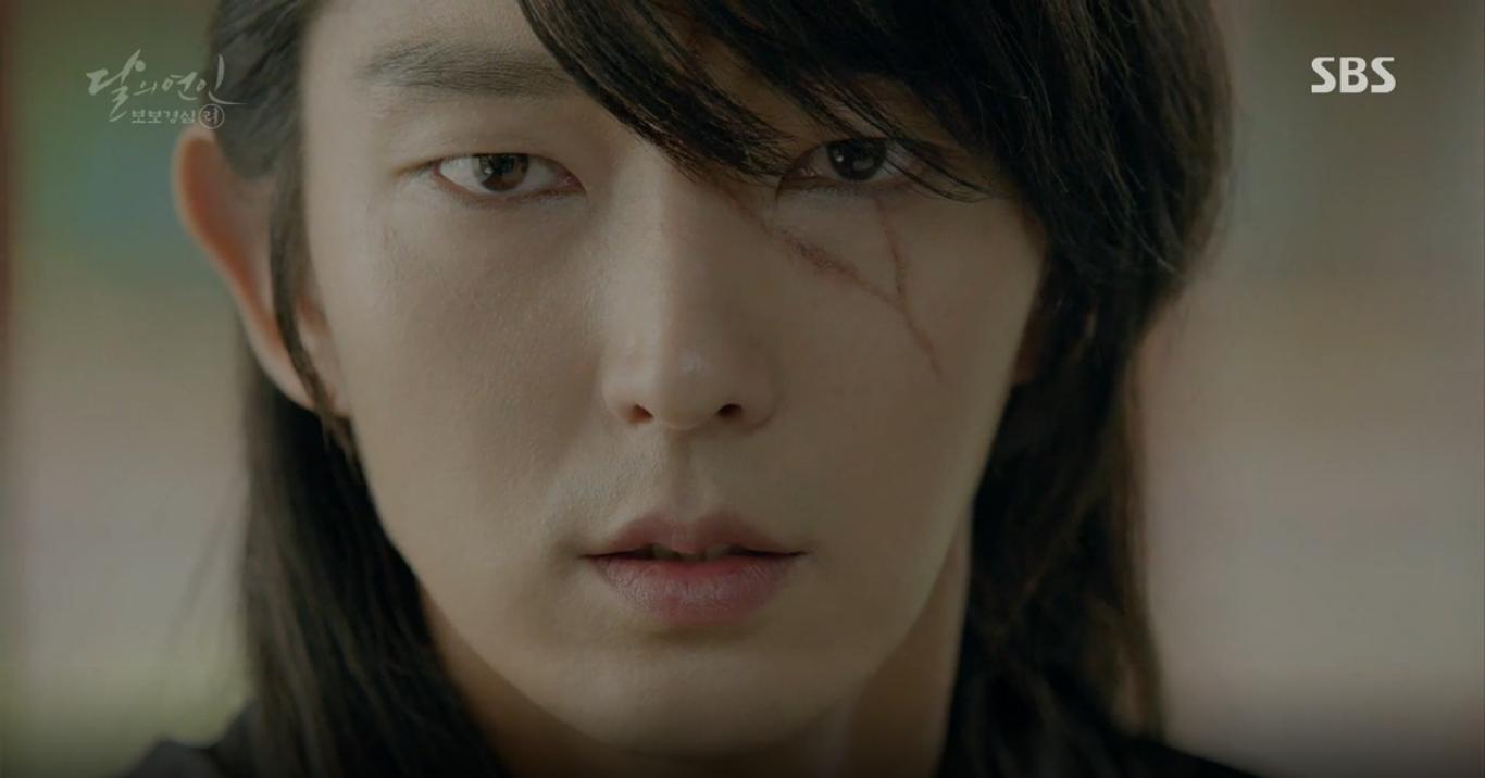 Moon Lovers: Tứ hoàng tử Lee Jun Ki chính thức hạ chiếc mặt nạ trước mặt IU - Ảnh 34.