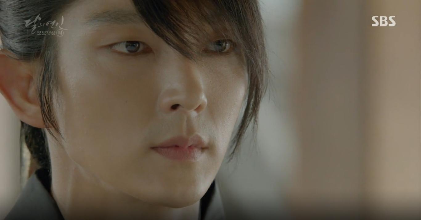 Moon Lovers: Anh Tư Lee Jun Ki xấu số, uống phải trà hạ độc từ chính mẹ mình - Ảnh 28.