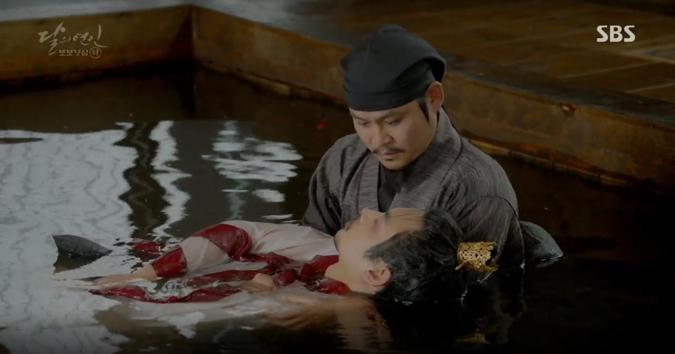 Moon Lovers: Tứ hoàng tử Lee Jun Ki bị ép cưới… cháu gái 12 tuổi - Ảnh 33.