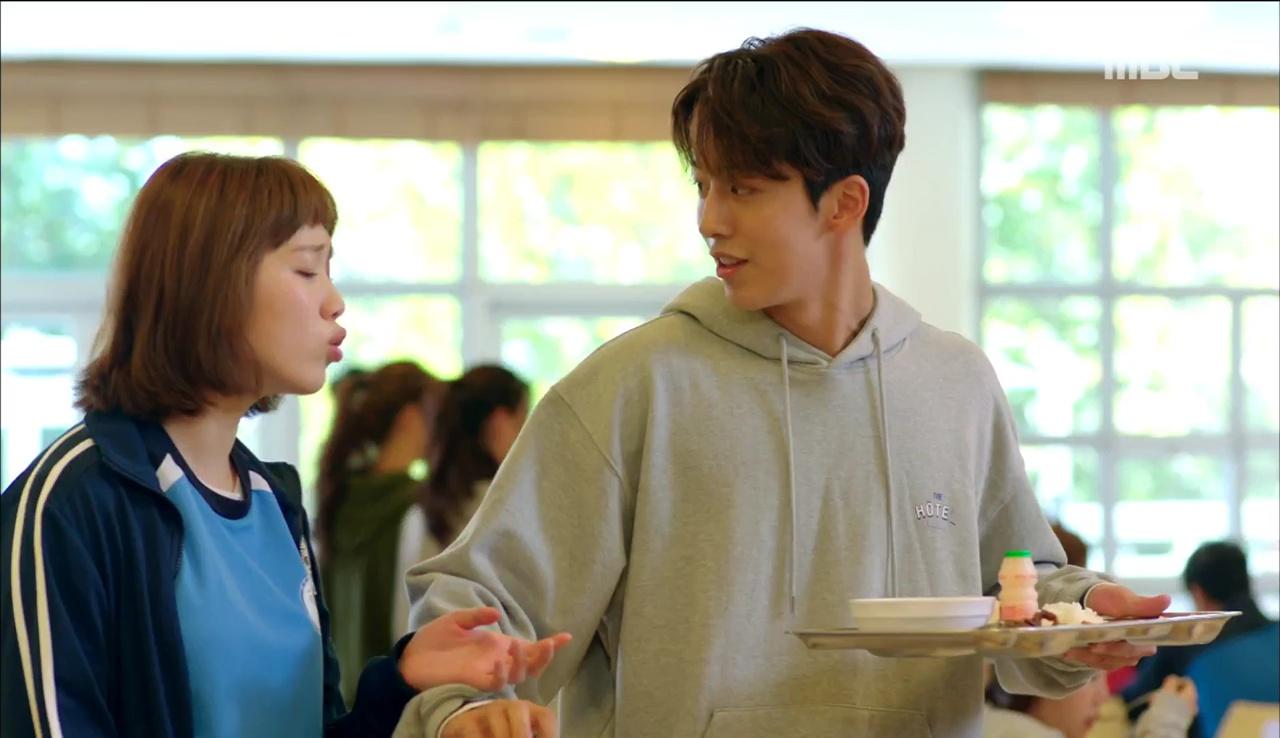 Tiên Nữ Cử Tạ: Cứ skin-ship thế này, Nam Joo Hyuk sẽ sớm phát ghen vì Sung Kyung! - Ảnh 31.