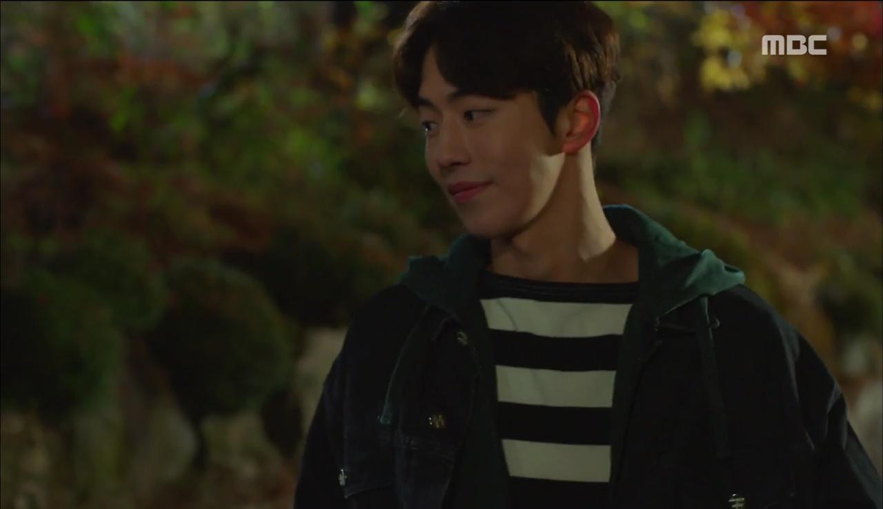 """""""Tiên Nữ Cử Tạ"""": Ngỡ được Lee Sung Kyung hôn, Nam Joo Hyuk đưa mặt hưởng thụ và nhận cái kết bất ngờ - Ảnh 33."""