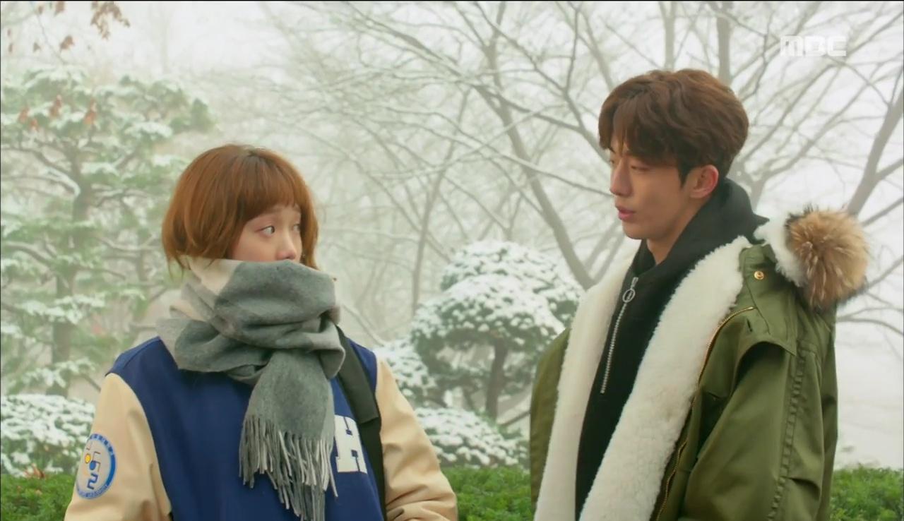 Tiên Nữ Cử Tạ: Quá thân thiết với Lee Sung Kyung, Nam Joo Hyuk bị mang tiếng xấu - Ảnh 32.