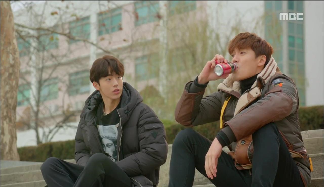 """""""Tiên Nữ Cử Tạ"""": Vì ghen, Nam Joo Hyuk hôn Lee Sung Kyung để đánh dấu chủ quyền - Ảnh 32."""