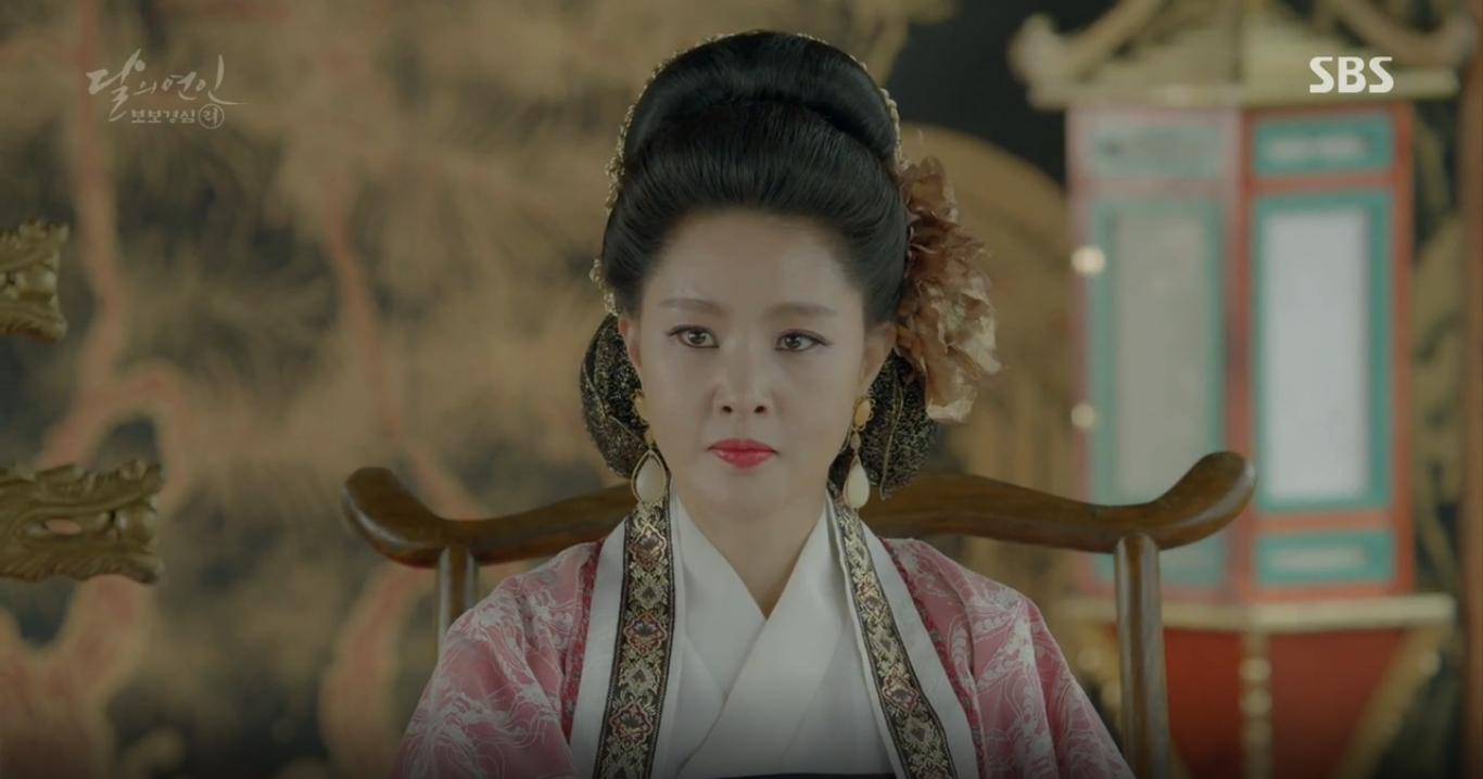 Moon Lovers: Anh Tư Lee Jun Ki xấu số, uống phải trà hạ độc từ chính mẹ mình - Ảnh 29.
