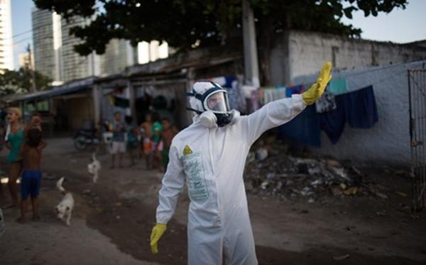 Chùm ảnh: Dịch bệnh Zika đầu nhỏ - nỗi khiếp sợ của toàn thế giới - Ảnh 13.