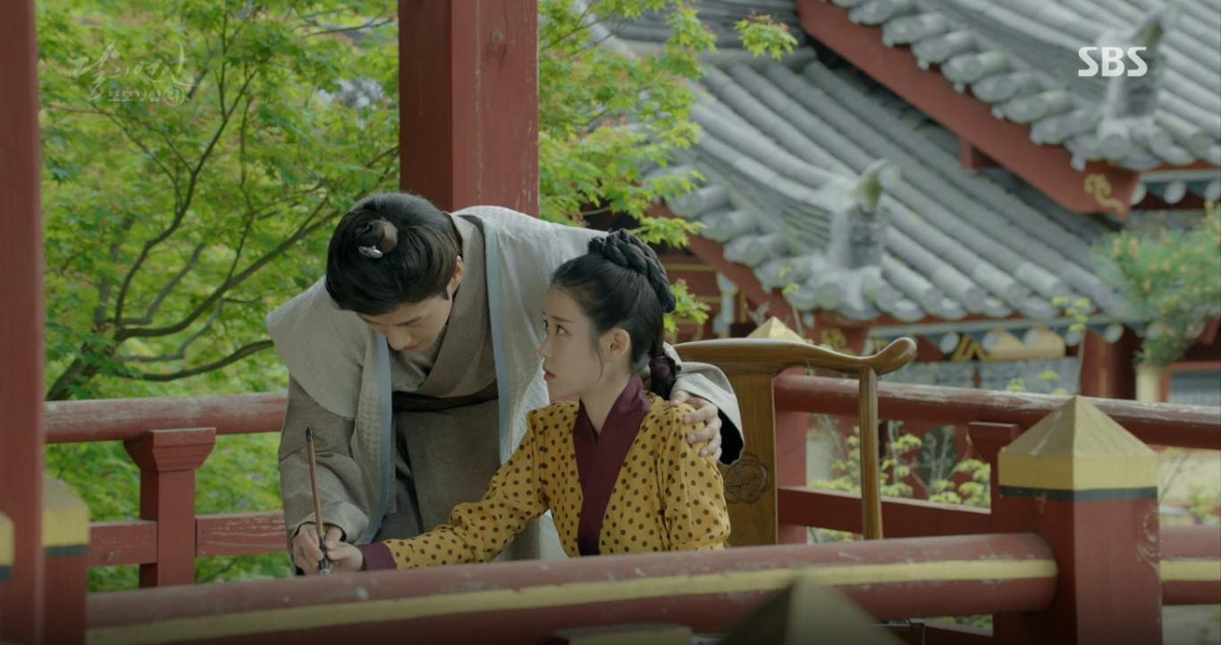 Moon Lovers: Tứ hoàng tử Lee Jun Ki chính thức hạ chiếc mặt nạ trước mặt IU - Ảnh 19.