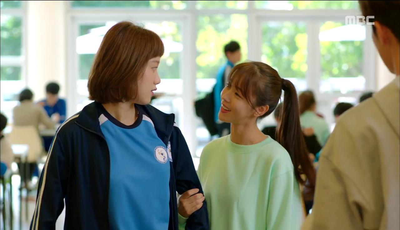 Tiên Nữ Cử Tạ: Cứ skin-ship thế này, Nam Joo Hyuk sẽ sớm phát ghen vì Sung Kyung! - Ảnh 33.
