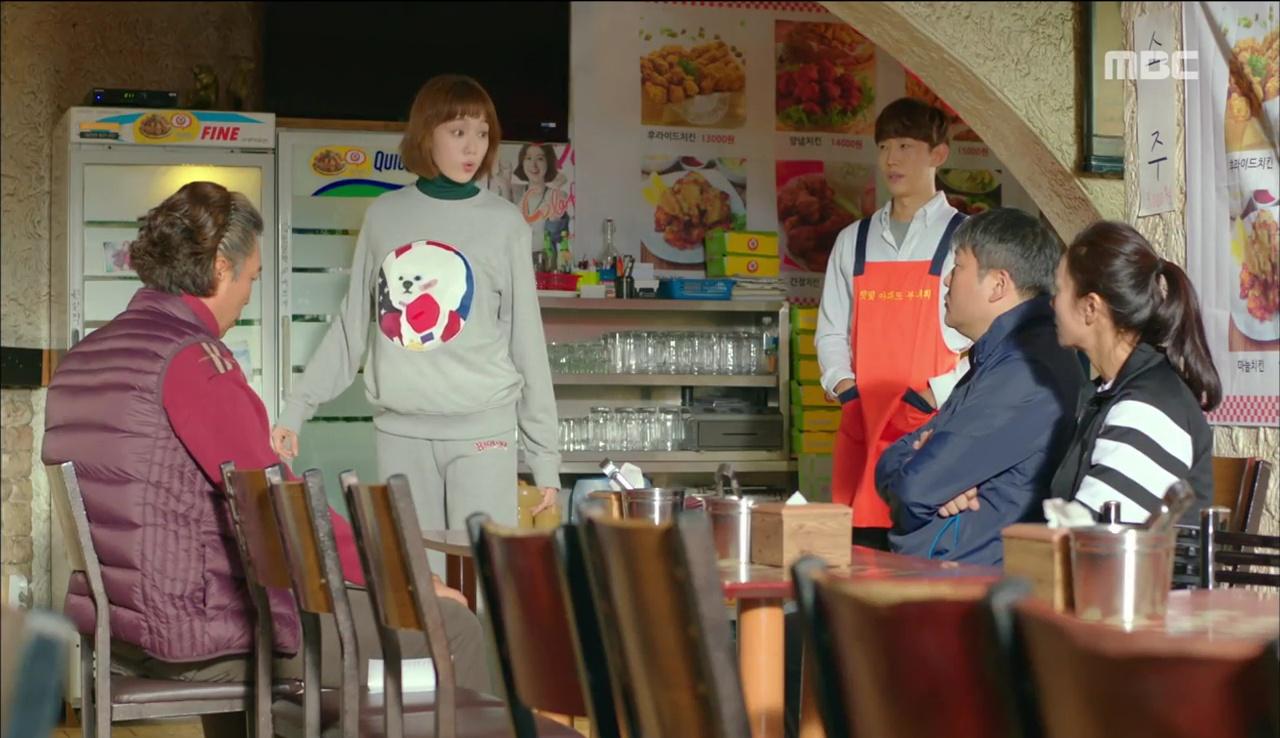 """""""Tiên Nữ Cử Tạ"""": Ngỡ được Lee Sung Kyung hôn, Nam Joo Hyuk đưa mặt hưởng thụ và nhận cái kết bất ngờ - Ảnh 36."""