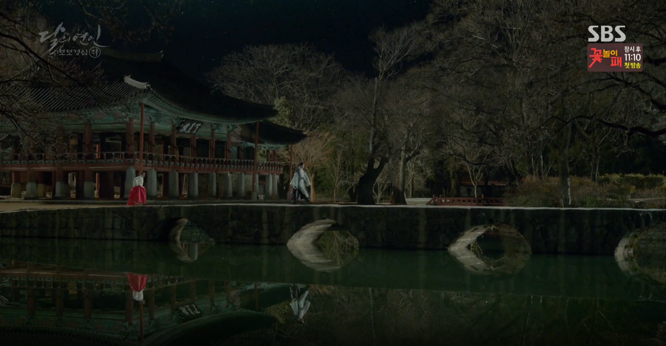 Moon Lovers: Tứ hoàng tử Lee Jun Ki thêm một lần xuất hiện kịp thời giải cứu IU - Ảnh 24.