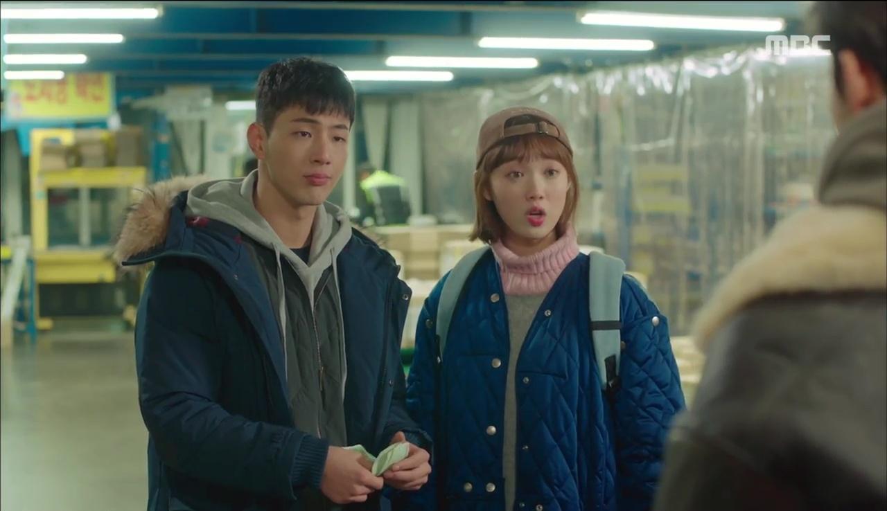 """""""Tiên Nữ Cử Tạ"""": Vì ghen, Nam Joo Hyuk hôn Lee Sung Kyung để đánh dấu chủ quyền - Ảnh 37."""