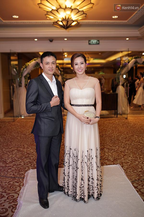 Dàn sao nô nức tham dự lễ cưới của Trang Nhung - Ảnh 9.