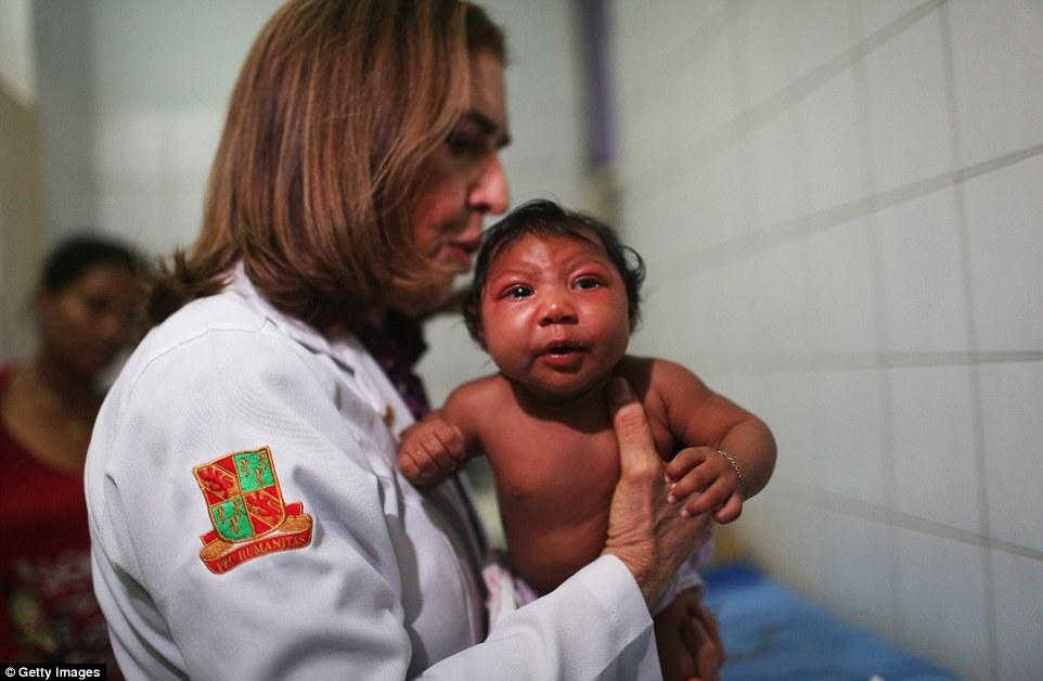 Chùm ảnh: Dịch bệnh Zika đầu nhỏ - nỗi khiếp sợ của toàn thế giới - Ảnh 3.
