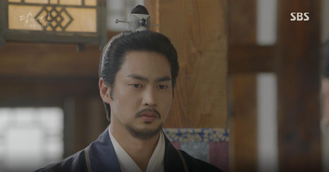 Moon Lovers: Tứ hoàng tử Lee Jun Ki chính thức hạ chiếc mặt nạ trước mặt IU - Ảnh 14.