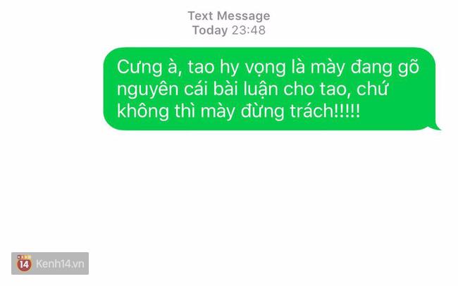 1001 câu để đối phó với những người nhắn tin mãi không thèm trả lời - Ảnh 4.