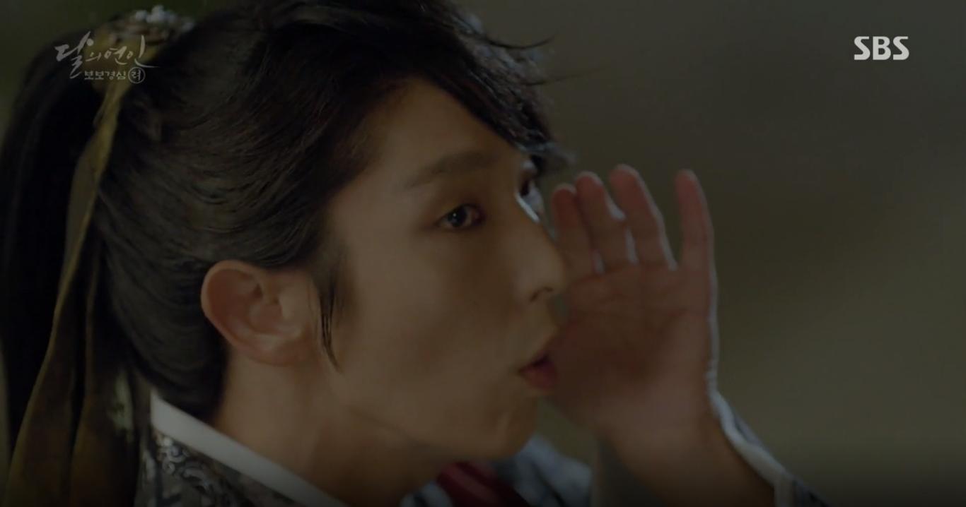 Moon Lovers: Tứ hoàng tử Lee Jun Ki bị ép cưới… cháu gái 12 tuổi - Ảnh 14.