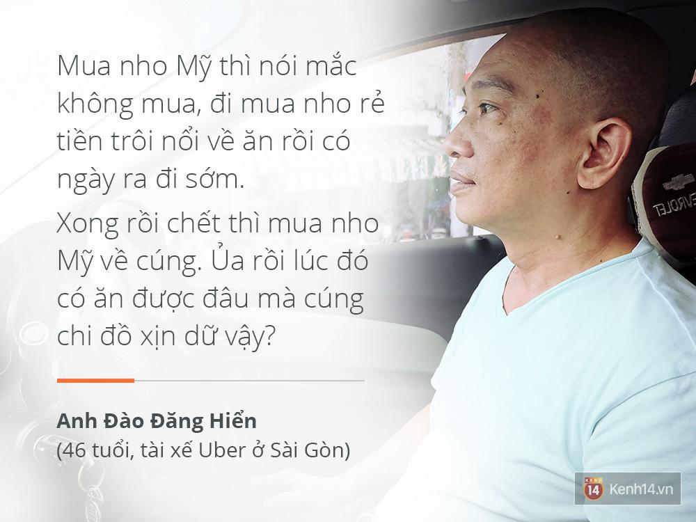 Anh lái taxi vui tính nhất Sài Gòn và chuyện Sống trên đời mỗi người nhường nhau một tí, thì chuyện gì cũng giải quyết - Ảnh 7.