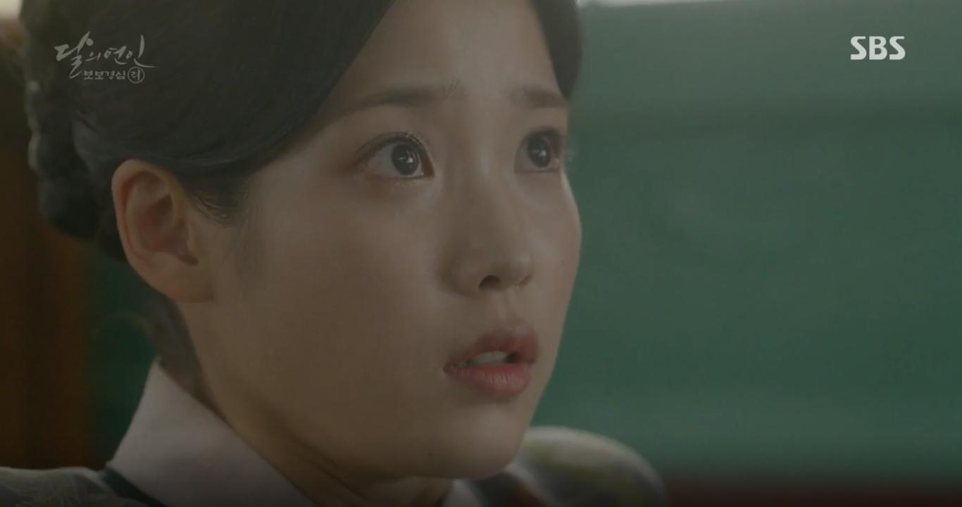 """""""Moon Lovers"""": IU tự phong người yêu làm vua - Ảnh 3."""
