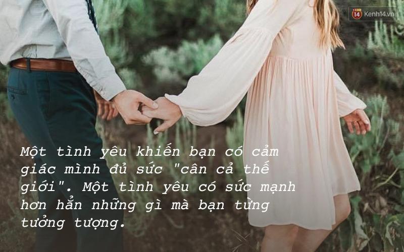 Rồi cũng sẽ đến ngày, bạn gặp được người giúp bạn nhớ ra cảm giác của một tình yêu thật sự - Ảnh 2.