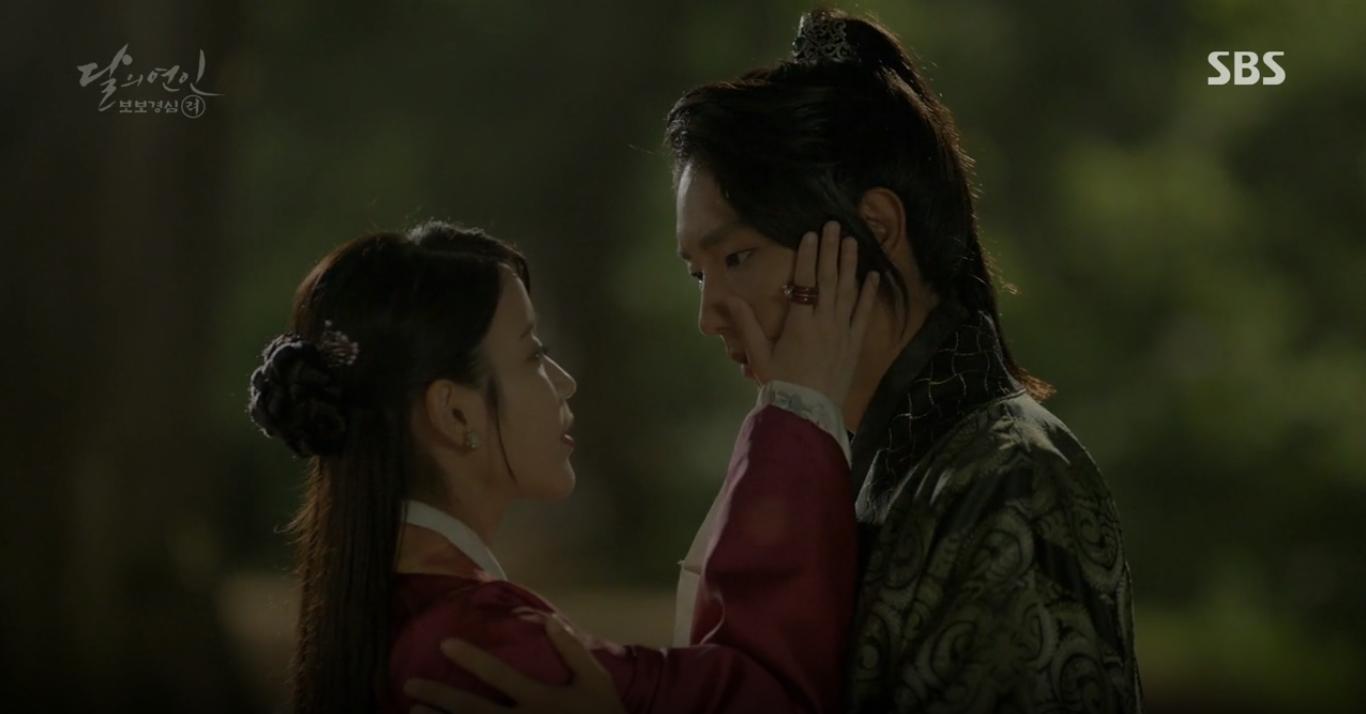 """""""Moon Lovers"""": Lee Jun Ki vừa được IU phong vua đã lập hậu - Ảnh 9."""