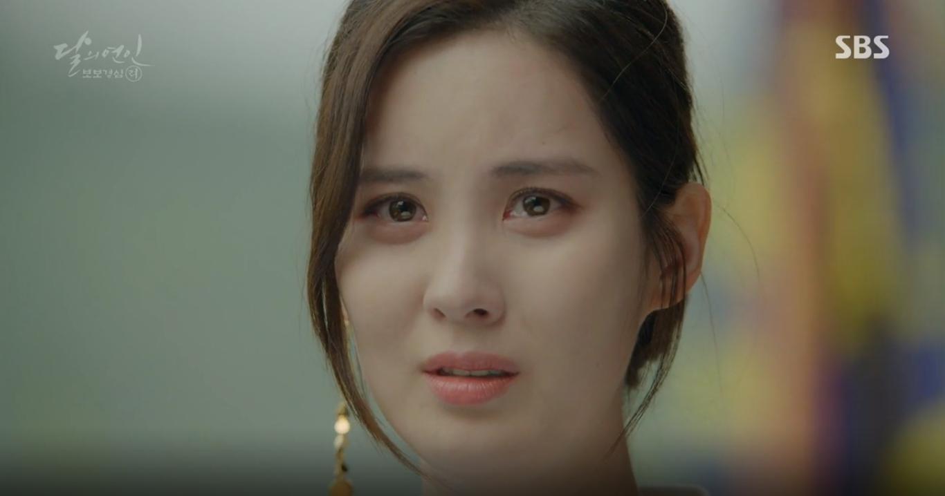 """""""Moon Lovers"""": Mặc cảm tội lỗi, Seohyun gieo mình tự vẫn - Ảnh 2."""