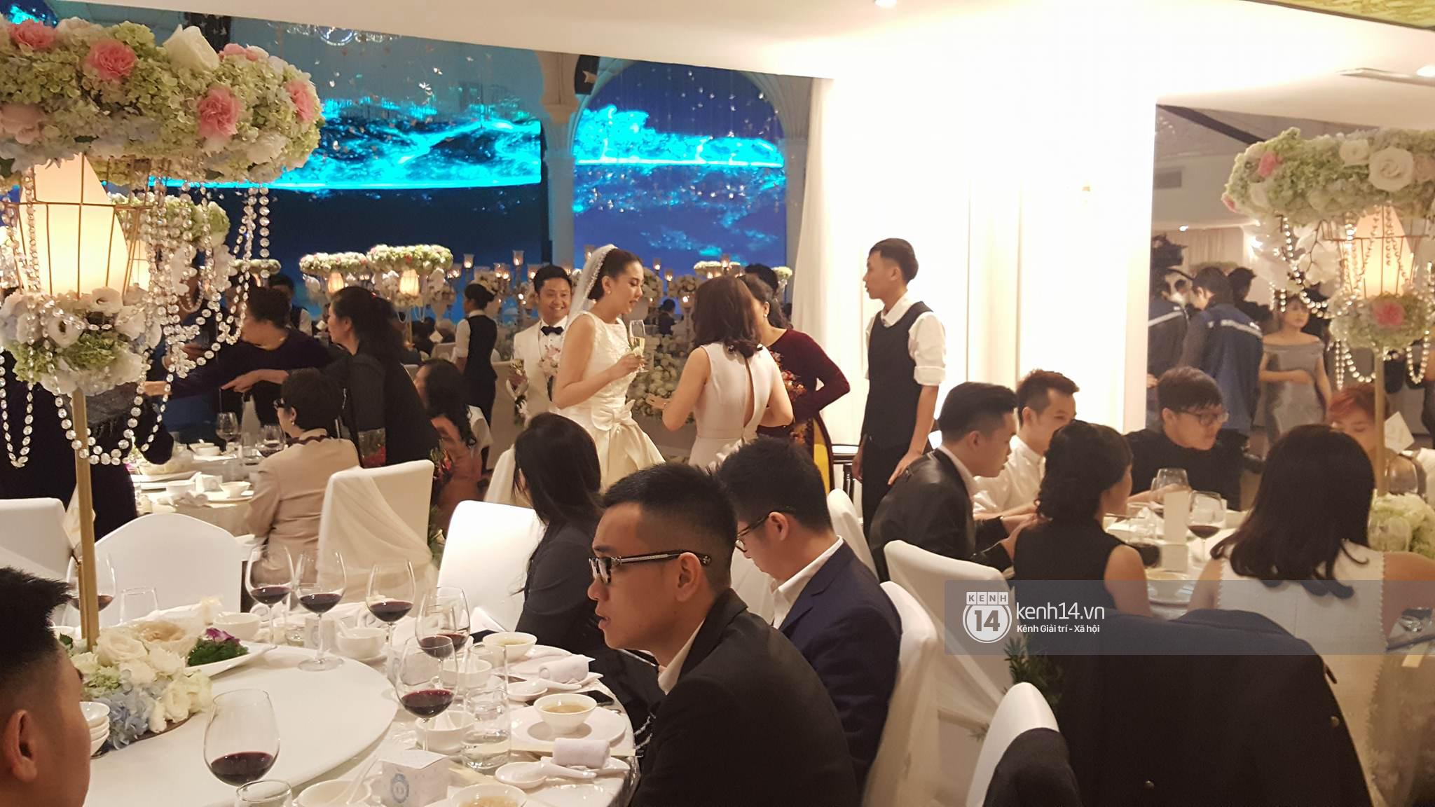 Đám cưới MC Mai Ngọc: Không gian lộng lẫy, cầu kỳ, xứng đáng là đám cưới sang chảnh nhất Hà Nội hôm nay - Ảnh 24.