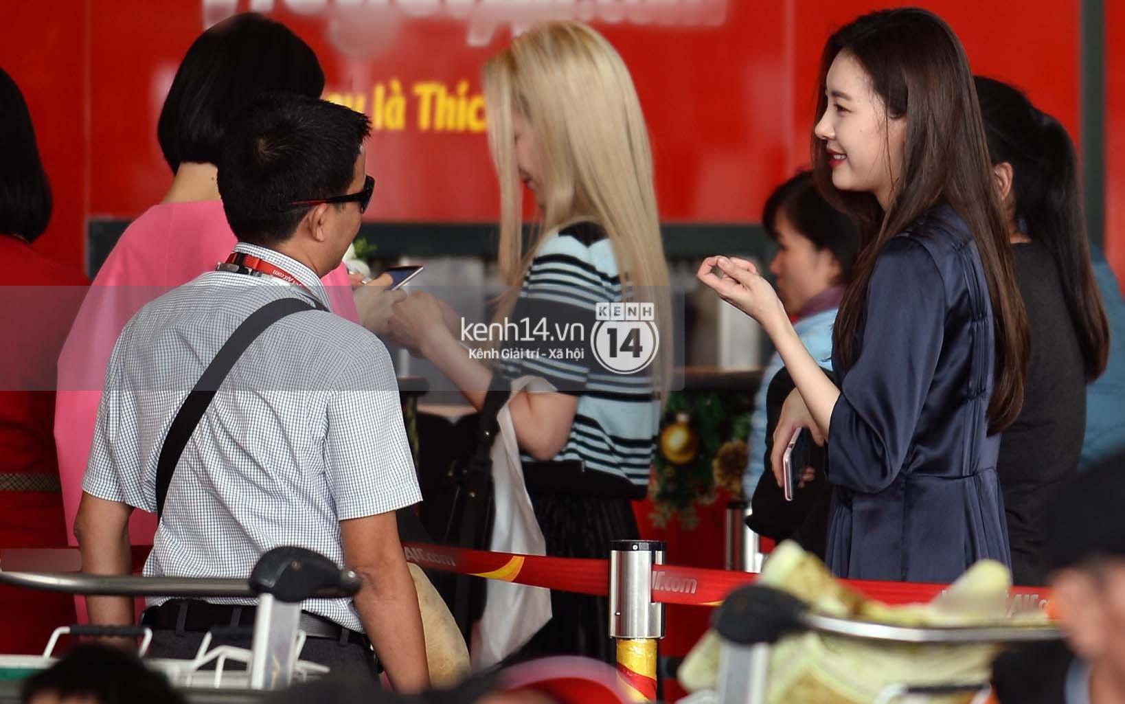 Wonder Girls bay từ Hàn Quốc sang Hà Nội rồi mới vào TP.HCM - Ảnh 13.