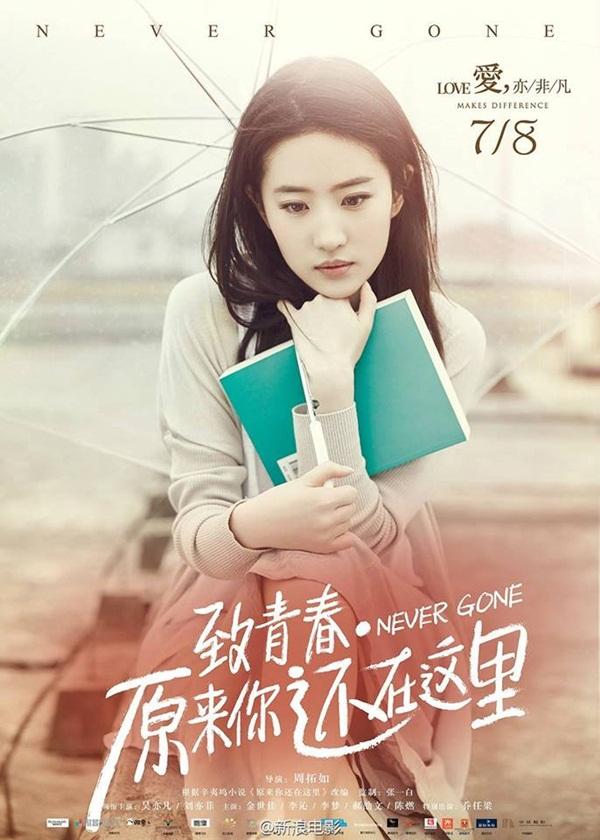 """Ngô Diệc Phàm bị netizen Trung chê diễn xuất gượng gạo trong """"Hóa Ra Anh Vẫn Ở Đây"""" - Ảnh 15."""