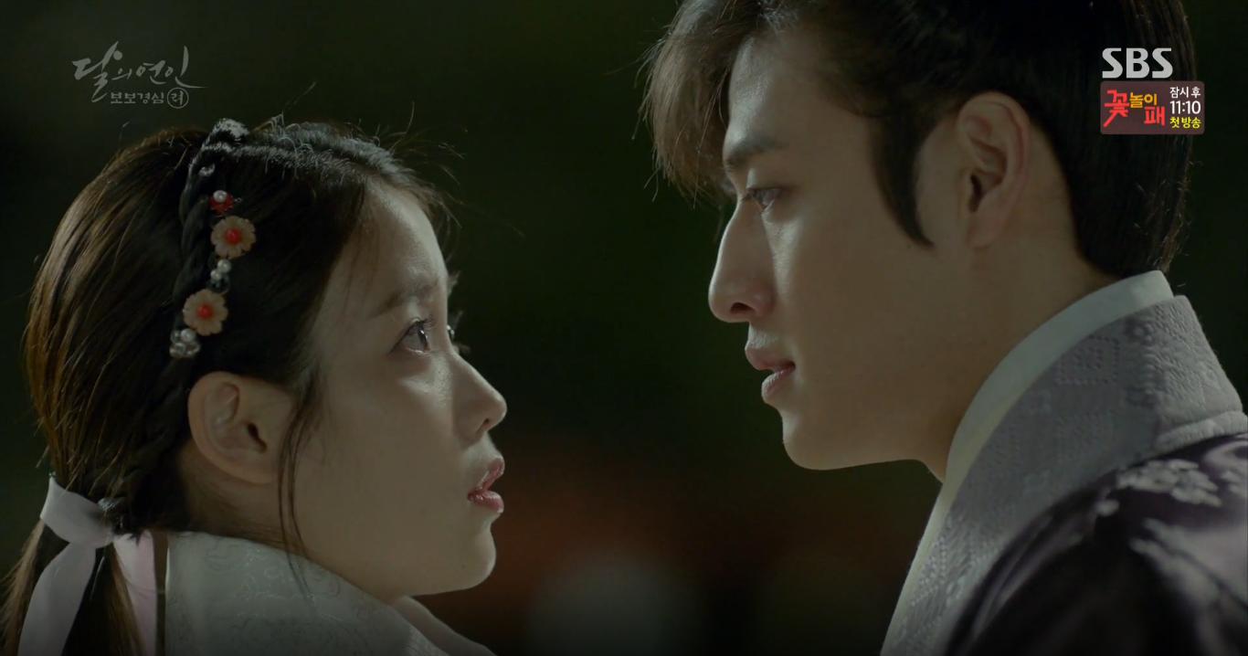 Moon Lovers: Tứ hoàng tử Lee Jun Ki thêm một lần xuất hiện kịp thời giải cứu IU - Ảnh 25.