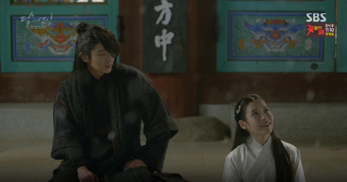 Moon Lovers: Tứ hoàng tử Lee Jun Ki thêm một lần xuất hiện kịp thời giải cứu IU - Ảnh 36.