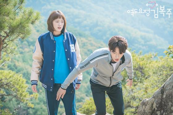 Tiên Nữ Cử Tạ: Cứ skin-ship thế này, Nam Joo Hyuk sẽ sớm phát ghen vì Sung Kyung! - Ảnh 45.