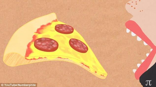 90% chúng ta đang không biết ăn pizza đúng cách - Ảnh 1.