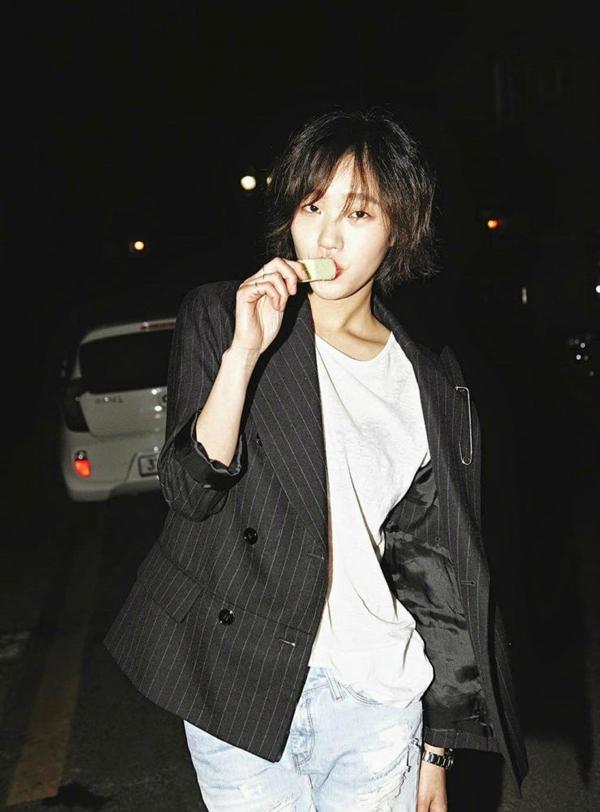 "Kim Go Eun - ""Nàng thơ"" trong ""Cheese In The Trap"" là ai? - Ảnh 33."