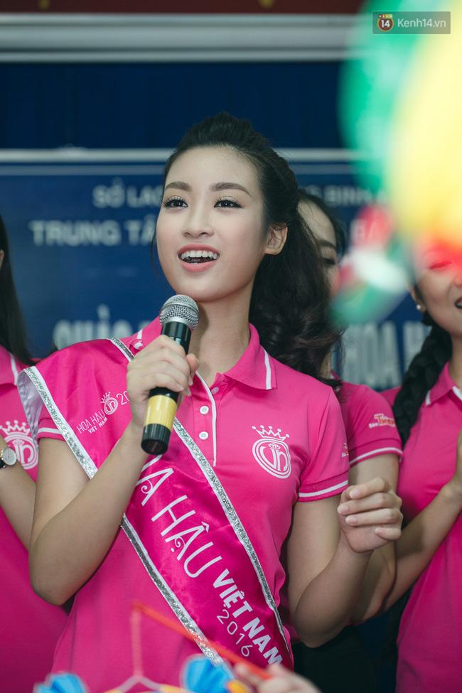 Khác biệt lớn giữa style make up ngoài đời với trên sân khấu đăng quang của các Hoa Hậu Việt Nam - Ảnh 23.