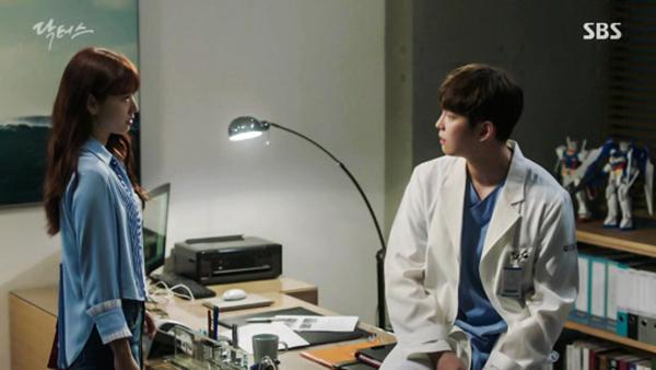 Doctors: Yoon Kyun Sang đã phá nát hình tượng nam thứ hoàn hảo trên phim Hàn! - Ảnh 4.