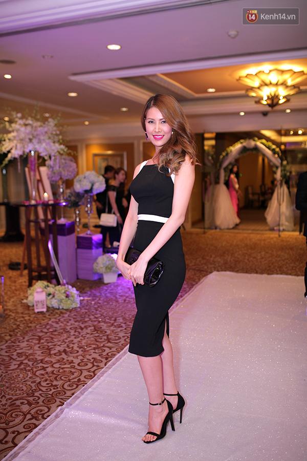 Dàn sao nô nức tham dự lễ cưới của Trang Nhung - Ảnh 14.