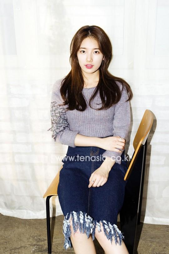 Con gái Hàn đổ xô cắt tóc tỉa layer giống Suzy - Ảnh 4.