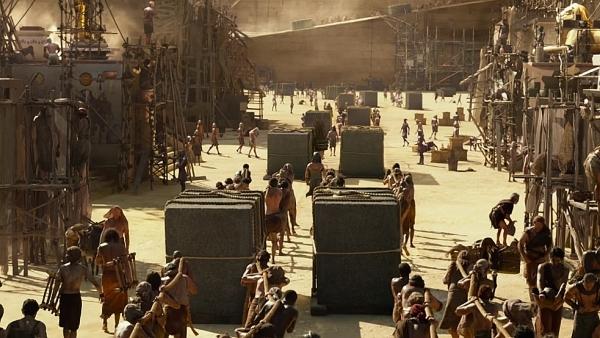 Phim thần thoại Gods of Egypt và những chuyện bây giờ mới kể - Ảnh 4.