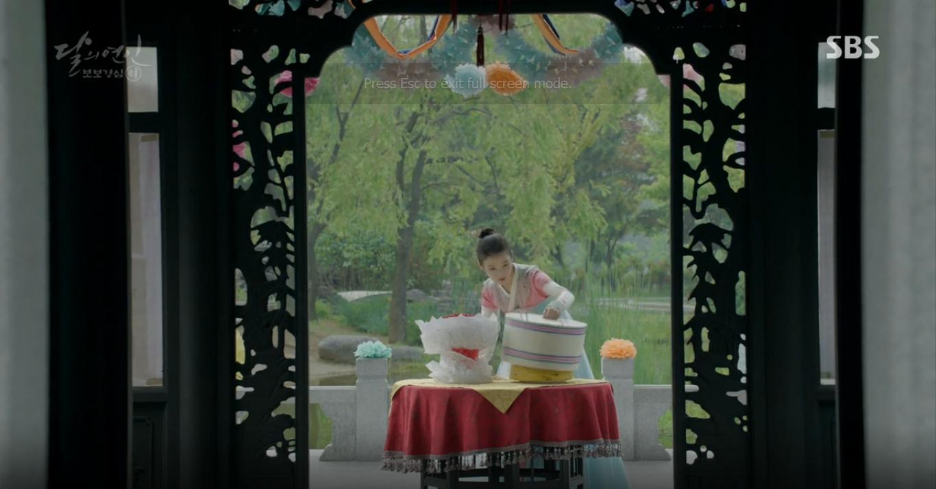 Moon Lovers: Tứ hoàng tử Lee Jun Ki chính thức hạ chiếc mặt nạ trước mặt IU - Ảnh 1.