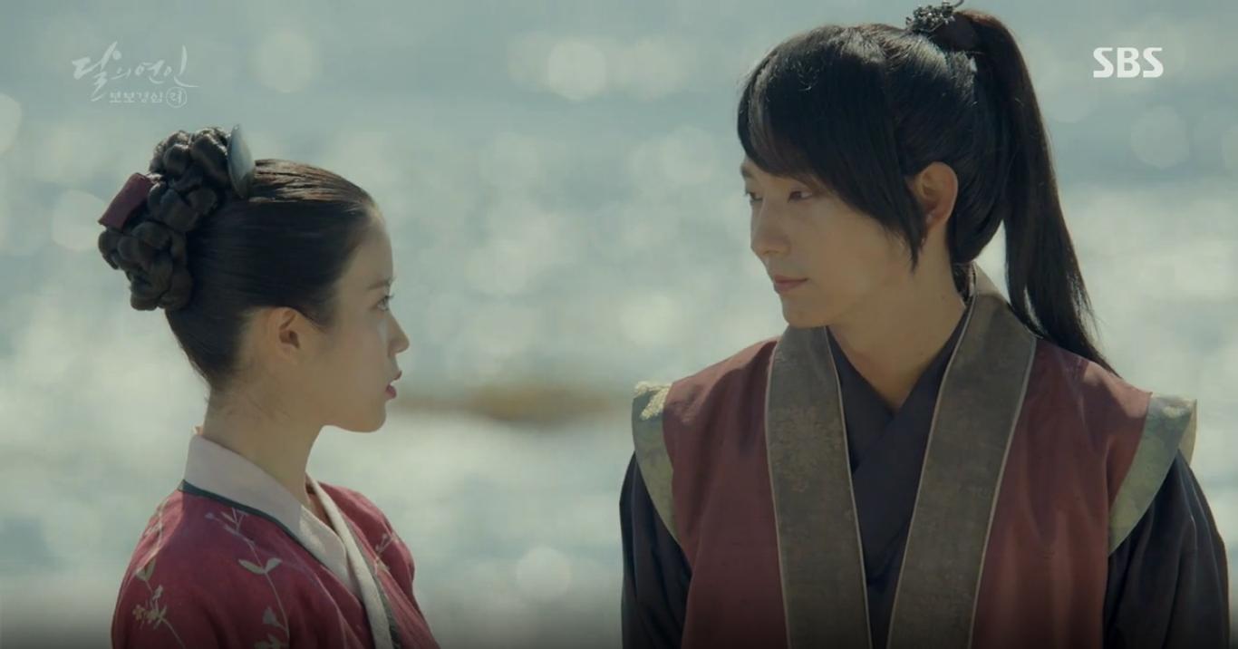 Moon Lovers: Anh Tư Lee Jun Ki xấu số, uống phải trà hạ độc từ chính mẹ mình - Ảnh 1.