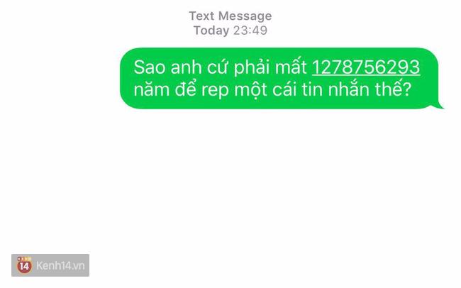 1001 câu để đối phó với những người nhắn tin mãi không thèm trả lời - Ảnh 5.