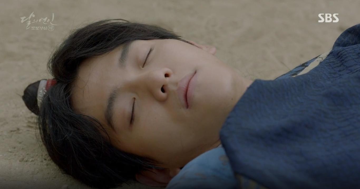 """Moon Lovers: """"Mười"""" Baekhyun chính thức nhận cát-xê về nhà! - Ảnh 10."""