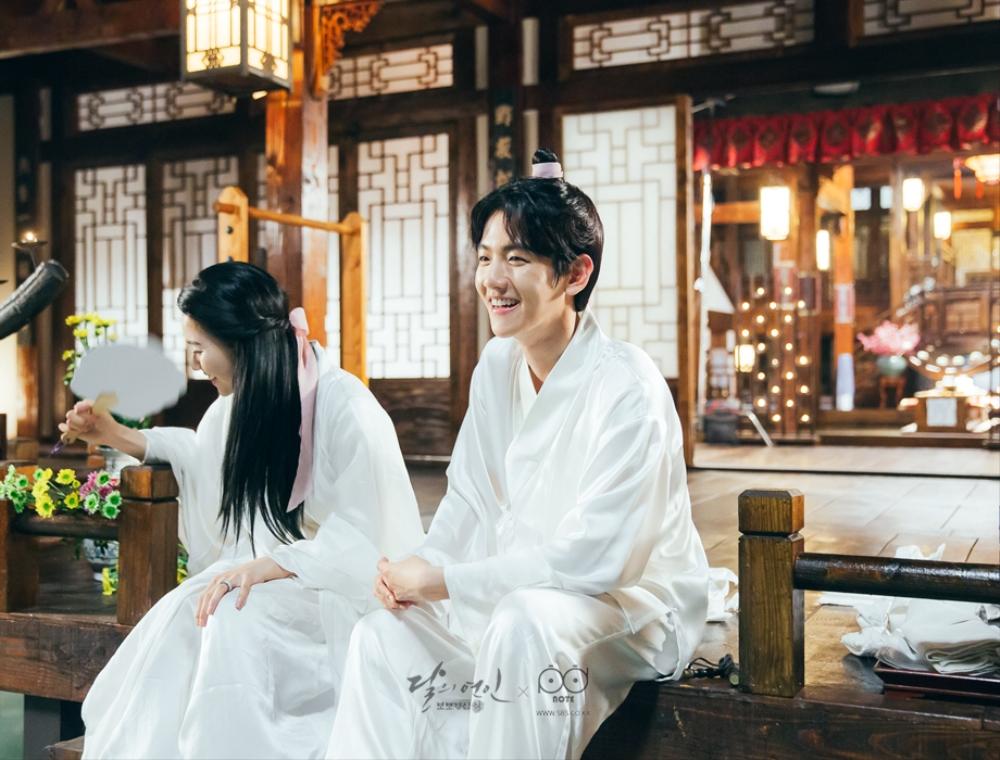 Ngoài Lee Jun Ki và IU, còn 5 mối tình cảm động trong Moon Lovers - Ảnh 7.