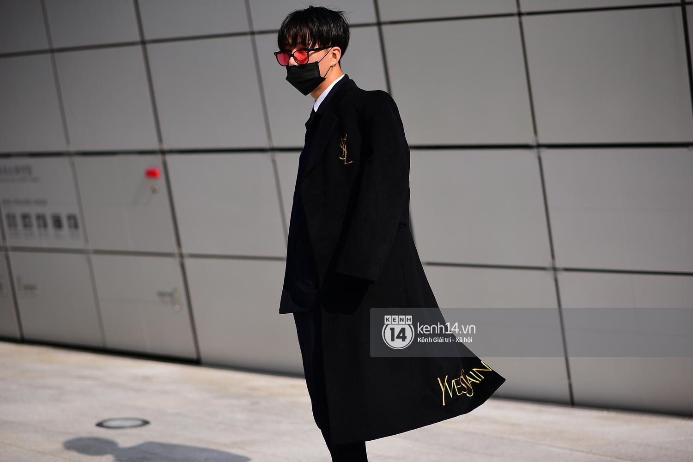 Hoàng Ku, Châu Bùi, Min xuất hiện cực nét cùng fashionista Hàn tại Tuần lễ thời trang ngày 3 - Ảnh 4.